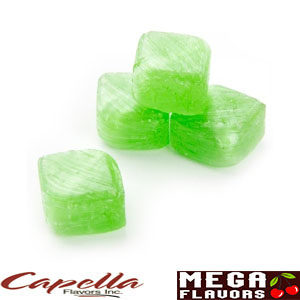 GREEN APPLE HARD CANDY - CAP