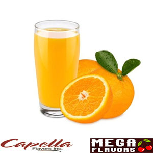 JUICE ORANGE - CAP