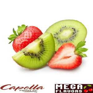 KIWI STRAWBERRY (STEVIA) - CAP