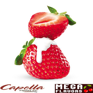 STRAWBERRY AND CREAM - CAP