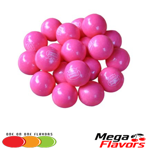 Bubble Bubble Pink Gum - Ooo